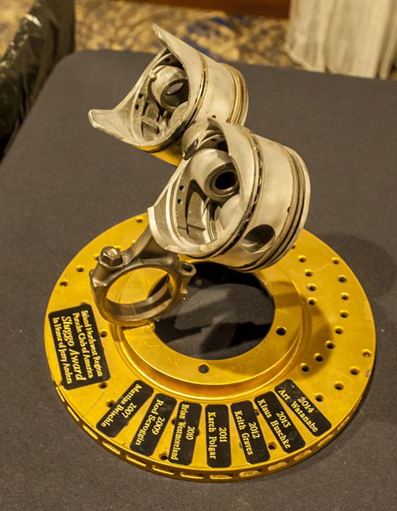 Sluggo award